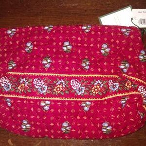 Vera Bradley Cosmetic Zip Pouch